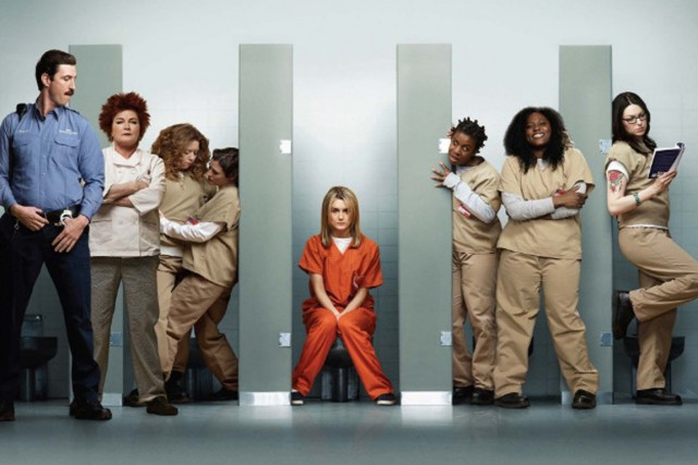 Orange is The New Black débute le 11... (PHOTO FOURNIE PAR LIONSGATE TELEVISION)
