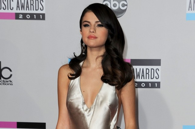 Selena Gomez... (PHOTO SELENA GOMEZ, AFP)