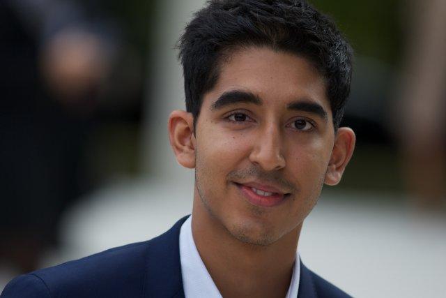 Dev Patel jouera peut-être le rôle principal du... (PHOTO ANDREW COWIE, AFP)