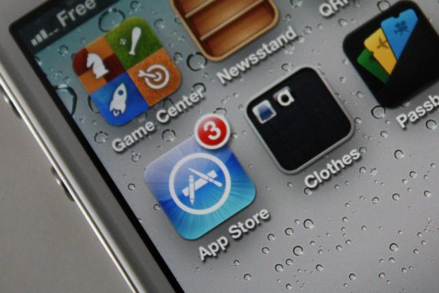 Apple cherche à récupérer par l'intermédiaire de son... (Photo d'archives)