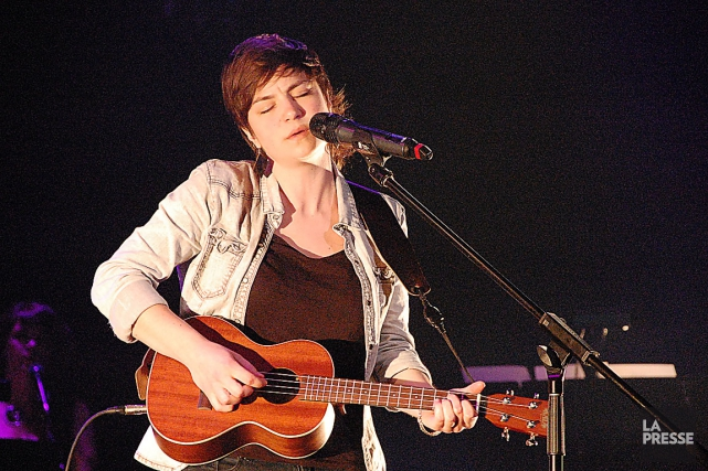 Sarah Toussaint-Léveillé... (Archives La Presse)