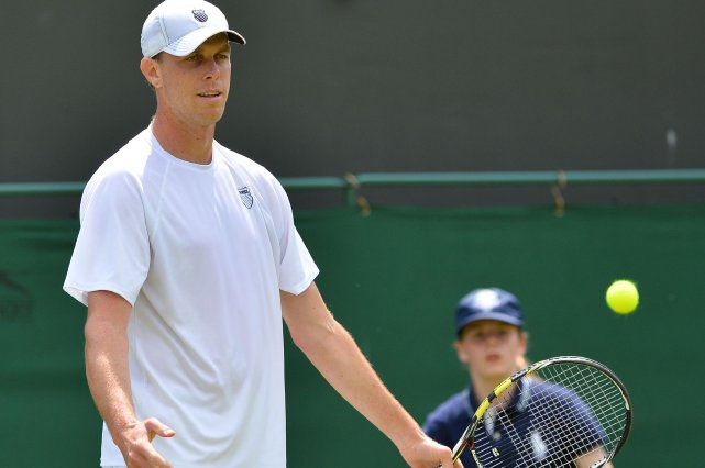 Sam Querrey... (Photo  BEN STANSALL , AFP)