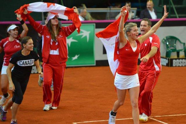 Le Canada a été promu au Groupe mondial... (Photo: AP)