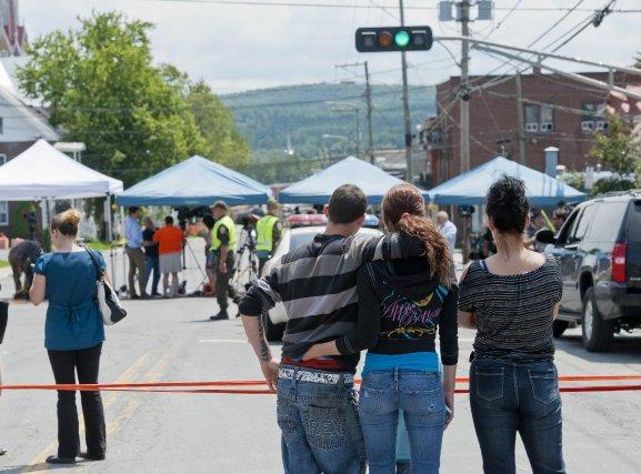 La Sûreté du Québec a annoncé mercredi vers 18 h que le bilan des victimes... (Imacom, Jocelyn Riendeau)