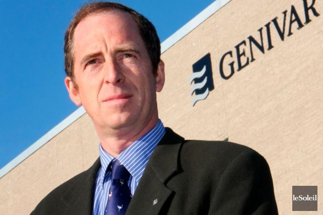 Éric Tremblay a été vice-président senior chez Genivar... (Photothèque Le Soleil)