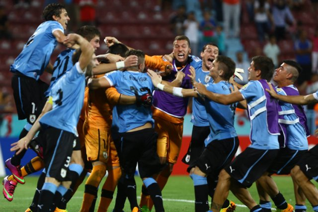 Coupe du monde des moins de 20 ans l 39 uruguay affrontera la france soccer - Coupe du monde moins de 19 ans ...
