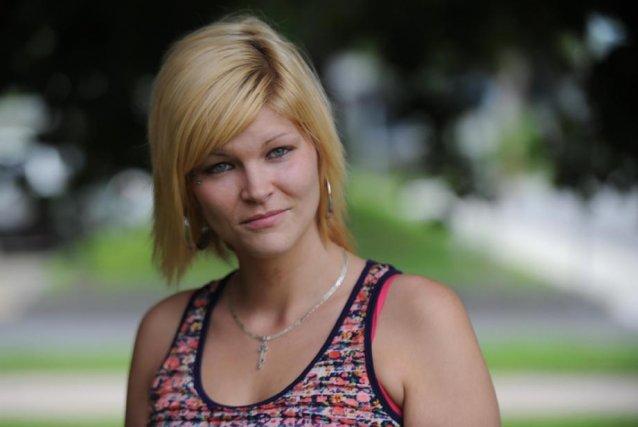Dix-neuf ans après les abus dont elle a... (Photo: Sylvain Mayer)