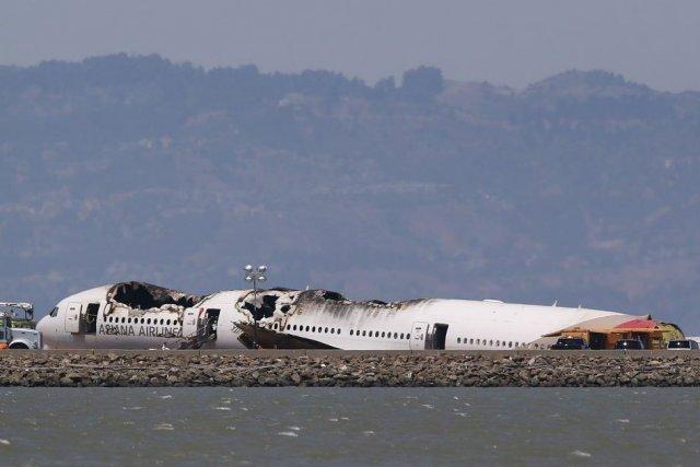 Le pilote Lee Kang-Kuk a déclaré aux autorités... (Photo Reuters)
