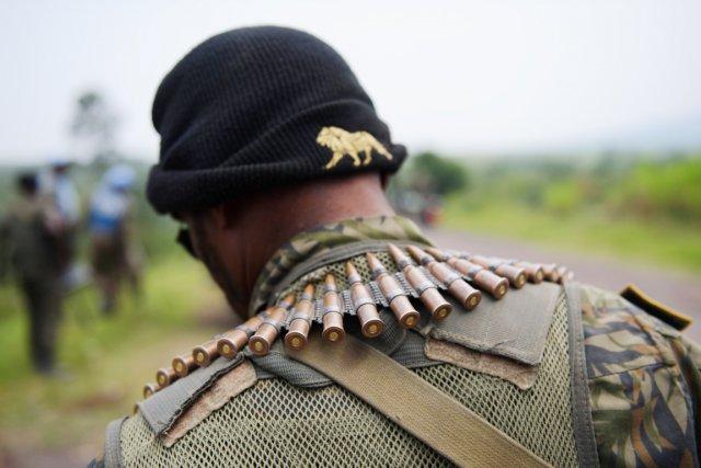 Dans le conflit qui fait rage au Kivu,... (PHOTO PHIL MOORE, ARCHIVES AFP)