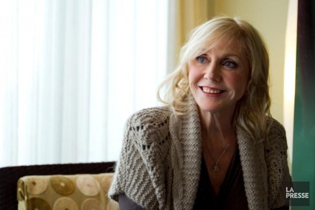 Renée Martel... (Photo: archives La Presse)