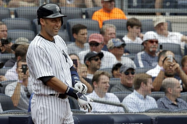 Jeter dating lineup