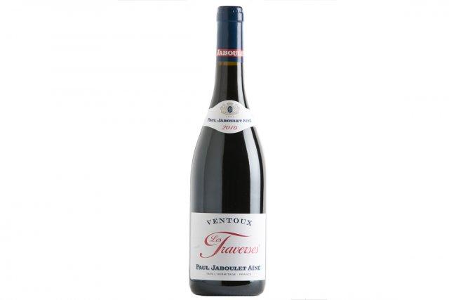Vin rouge de la vallée du Rhône, de Grenache (80%) et de Syrah (20%), d'une... (PHOTO HUGO-SÉBASTIEN AUBERT, LA PRESSE)