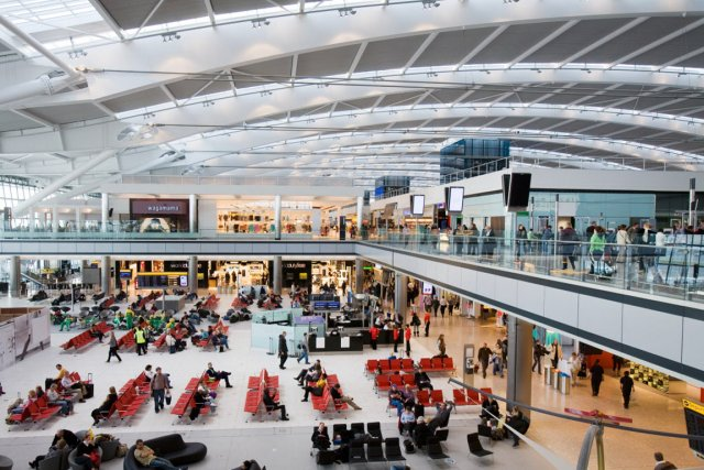 Tous les vols suspendus l 39 a roport heathrow en raison d - Affordable interior design atlanta ...