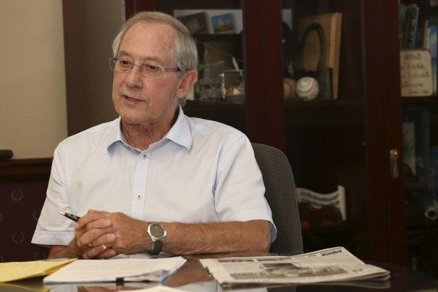 Le maire de Granby, Richard Goulet, n'a pas... (photo Alain Dion)