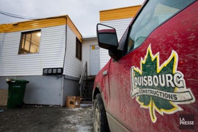 Louisbourg... (PHOTO EDOUARD PLANTE-FRÉCHETTE, ARCHIVES LA PRESSE)