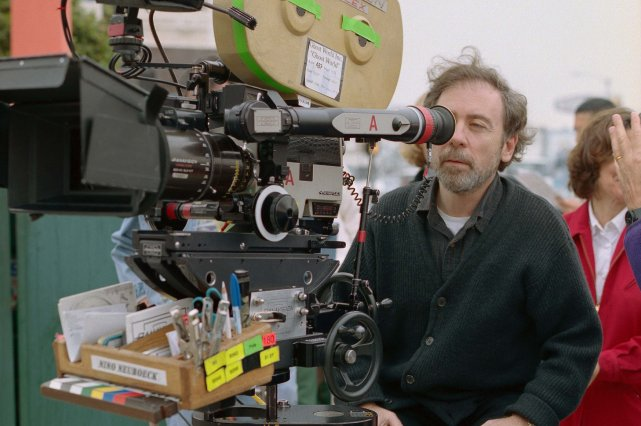 Le réalisateur américainTerry Zwigoff....