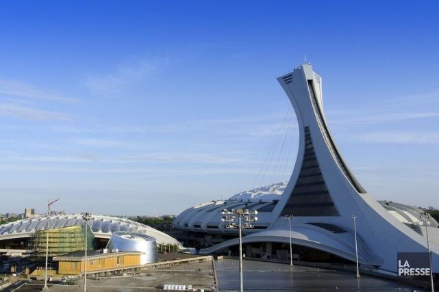 Le Parc olympique de Montréal.... (Photo Bernard Brault, Archives La Presse)