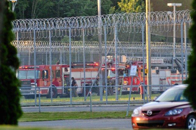 Les problèmes de surpopulation à la prison de Trois-Rivières engendrent des... (Émilie O'Connor)
