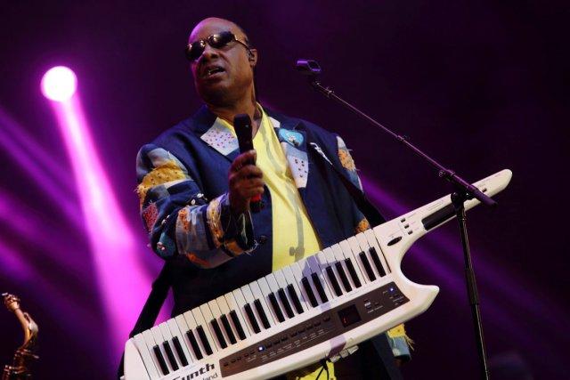 «[Stevie Wonder] (photo)est le meilleur exemple de ce...