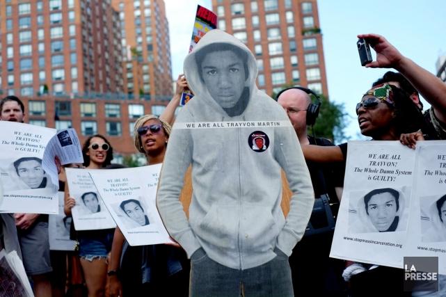 L'affaire Trayvon Martin et l'acquittement de George Zimmerman,... (PHOTO CRAIG RUTTLE, AP)