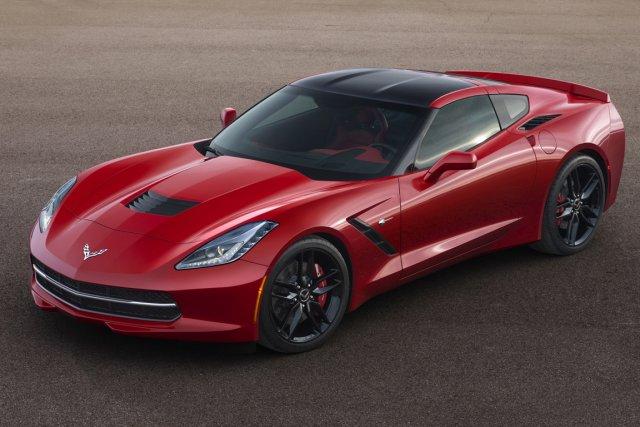GM proclame «la Corvette (manuelle) l'auto-sport la plus... (Photo Alan Vanderkaay)