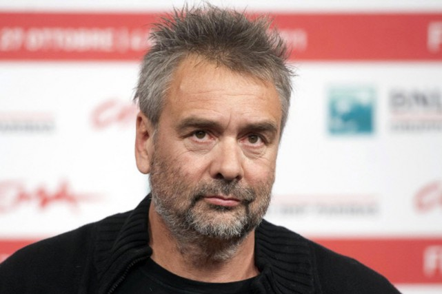 Luc Besson... (PHOTO ARCHIVES AP)