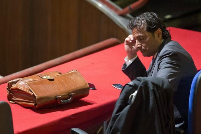 Francesco Schettino... (PHOTO ARCHIVES ASSOCIATED PRESS)