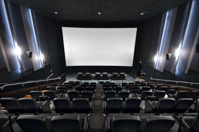 Une salle de cinéma Cineplex... (Photo fournie par Cineplex Divertissement)