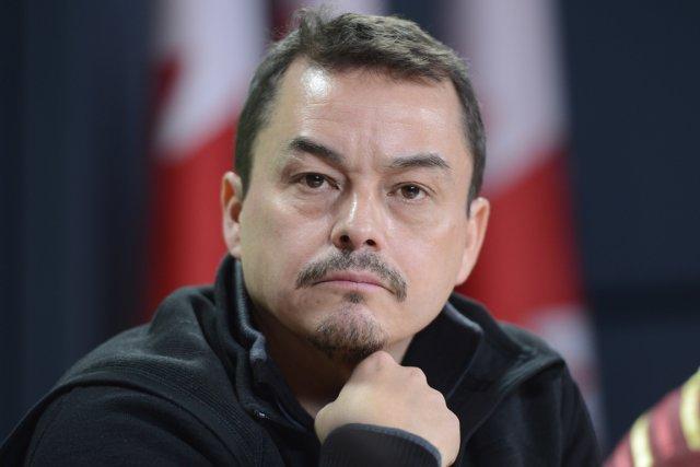 Selon le chef de l'Assemblée des Premières Nations... (PHOTO ADRIAN WYLD, LA PRESSE CANADIENNE)