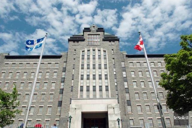 L'Institut universitaire en santé mentale de Québec... (Photothèque Le Soleil)