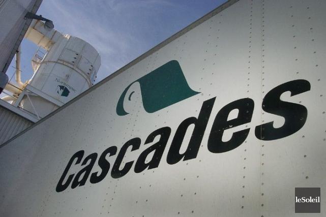 Cascades (T.CAS)a facilement dépassé les attentes au... (Photo archives Le Soleil)