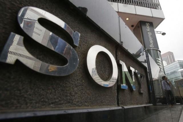 Le géant japonais de l'électronique Sony (SNE) a annoncé... (Photo Shizuo Kambayashi, archives AP)