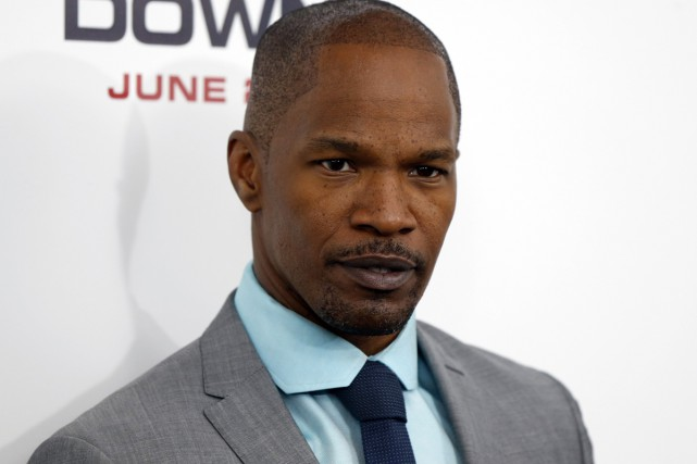 Jamie Foxx... (ARCHIVES REUTERS)