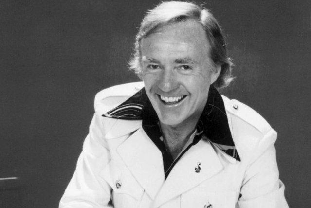 Peter Appleyard en 1977... (Photo: archives La Presse Canadienne)