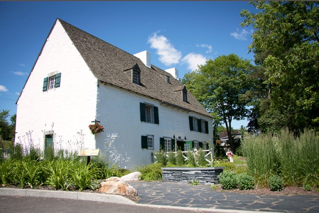 Le Moulin des Jésuites est situé dans le... (Photo Ville de Québec)