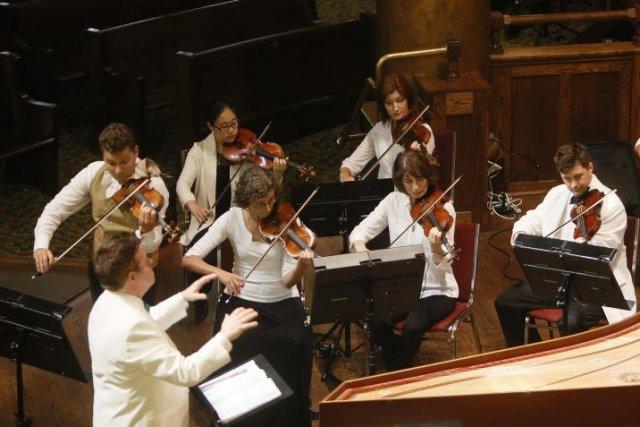 Les Quatres saisons de Vivaldi a été présenté... (Simon Séguin-Bertrand, LeDroit)