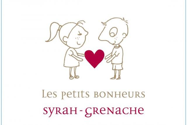 Syrah et grenache: ces deux cépages semblent faits l'un pour l'autre. Le...