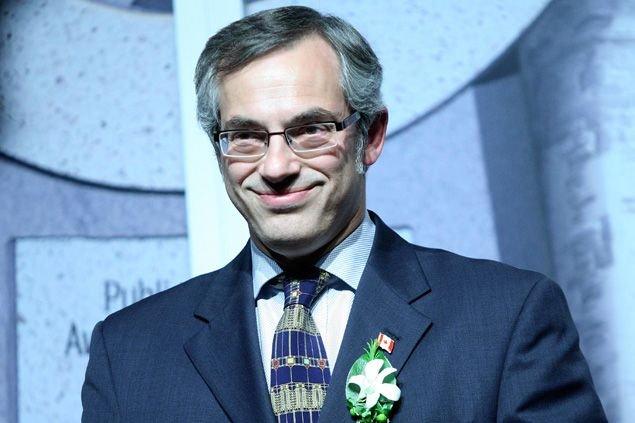 Tony Clement... (Étienne Ranger, Archives LeDroit)
