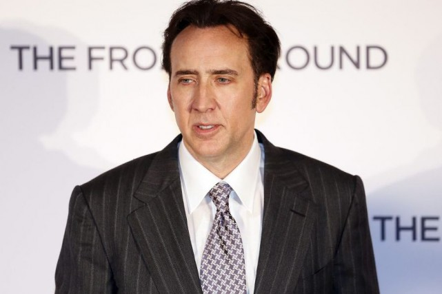Nicolas Cage... (Photo d'archives, Reuters)