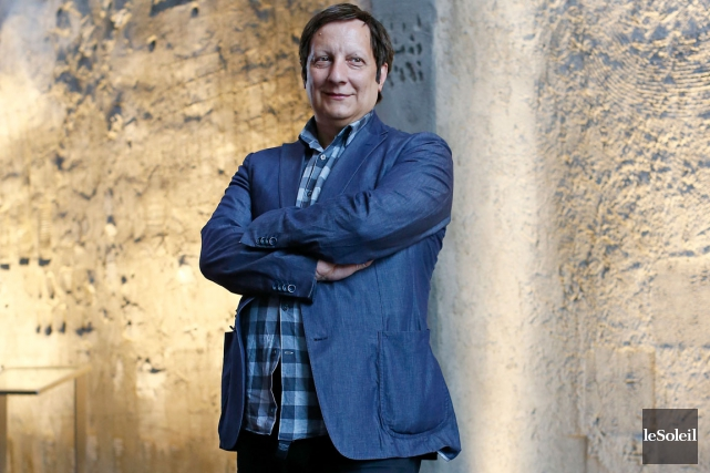 Robert Lepage... (Photo: Yan Doublet, archives Le Soleil)
