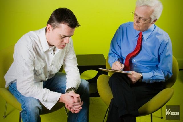 En octobre dernier, 300 pseudo-psychothérapeutes se trouvaient dans... (Photo archives La Presse)