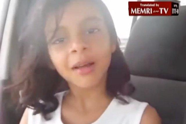 Nada al-Ahdal, une Yéménite de 11 ans, refuse... (IMAGE TIRÉE DE YOUTUBE)
