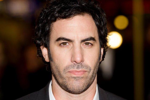 Sacha Baron-Cohen est récemment apparu dans The Dictator... (PHOTO LEON NEAL, AFP)