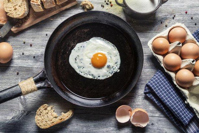 Les hommes qui ne prennent pas de petit-déjeuner courent plus de risques... (Photos.com)