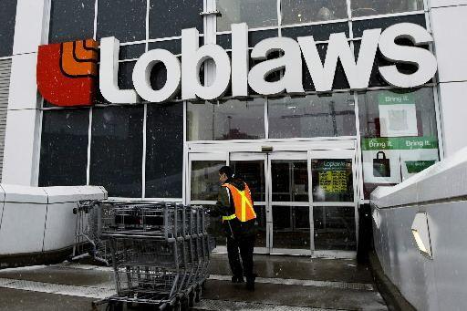 La plus grande chaîne d'épiceries et de pharmacies au Canada a indiqué mercredi... (Photo La Presse Canadienne)