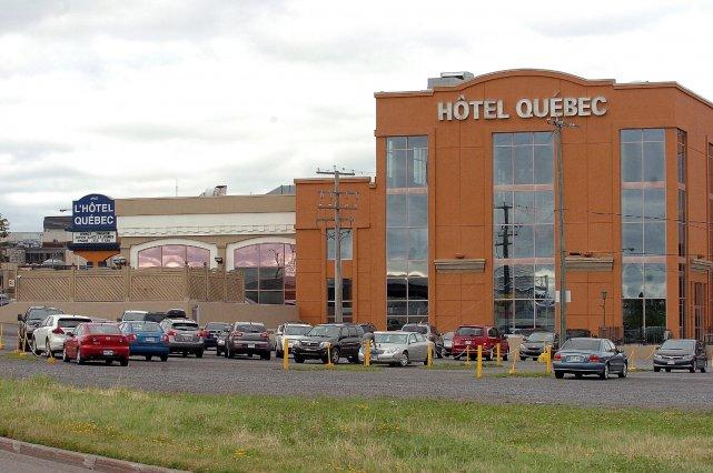 Hôtel Québec réclame 95000$ à titre de dommages... (Le Soleil, Jean-Marie Villeneuve)