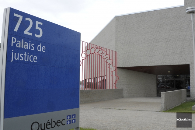 L'individu de 38 ans a plaidé coupable, mardi,... (Archives Le Quotidien)