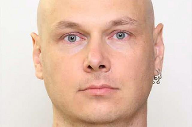 Un juge a déterminé, jeudi, que Mark Marek... (PHOTO POLICE D'EDMONTON, ARCHIVES LA PRESSE CANADIENNE)