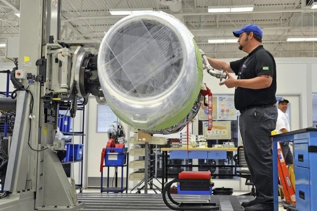 United Technologies est la société-mère de Pratt &... (Photo archives Bloomberg)