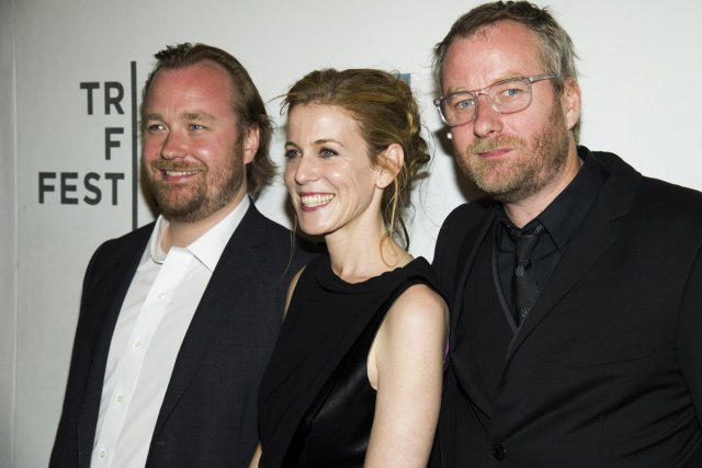 Tom et Matt Berninger, respectivement réalisateur de Mistaken... (Photo: AP)